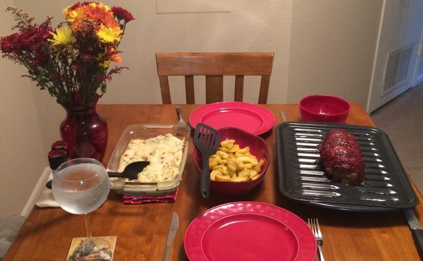 A Pioneer-Inspired Dinner