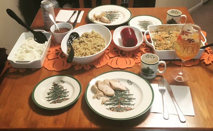 Quick & Easy EarlyThanksgiving