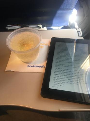 Cocktails & Kindle