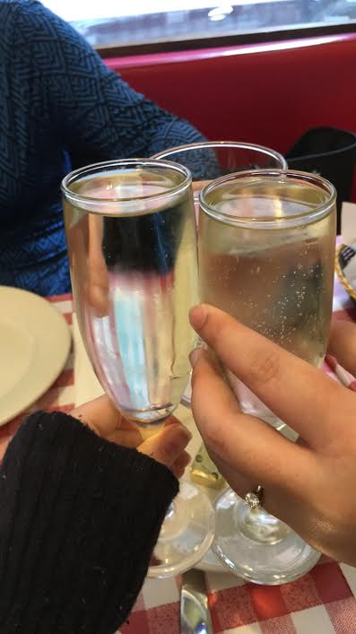 BFF's NYC Bachelorette Party: Part1